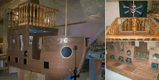 Pirate Ship Bunk Bed Pirate Ship Bed Plans Bed Plans Diy Blueprints