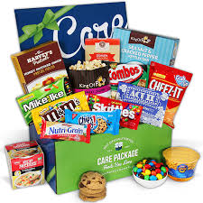 college care packages college care package of snacks by gourmetgiftbaskets