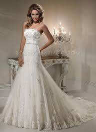 robe de mari e l gante robe de mariée élégante sans bretelle robe mariage pas cher prix
