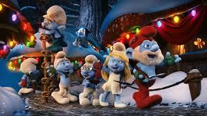 smurfs the lost village wallpapers clumsy smurfs smurfette hefty smurfs and brainy smurfs the movie