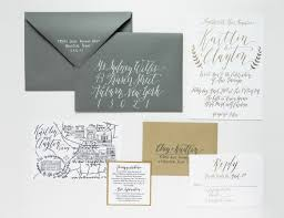 calligraphy wedding invitations stunning modern calligraphy fonts for weddings