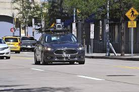 uber u0027s self driving ford focus hybrids are cruising around the