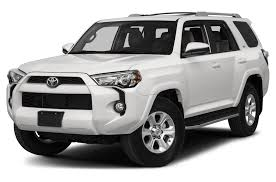 2017 toyota 4runner new car test drive