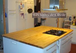 fabriquer un plan de travail pour cuisine plan pour fabriquer un ilot de cuisine ilot de cuisine ides dco et