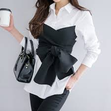 blouse wanita 38 model baju blus batik elegan serta modis model baju muslimah