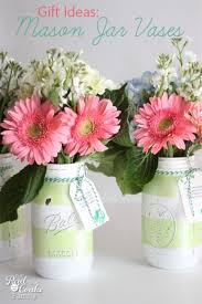 jar vases gift ideas make gorgeous jar vases