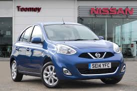 nissan micra 2014 used 2014 nissan micra acenta for sale in essex pistonheads