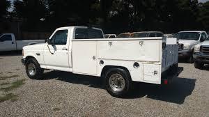 Ford Diesel Utility Truck - 1996 ford f250 7 3 diesel service body sas motors