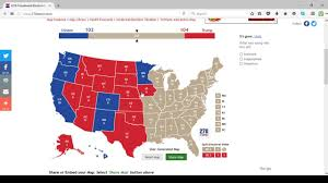 2016 Presidential Map My July Electoral Map Predictions 2016 Youtube