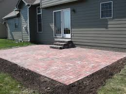 Brick Paver Patio Cost Calculator Brick Patio Cost Crafts Home