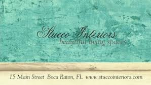 Business Cards Boca Raton Girly Interior Design And Decorator Business Cards Girly