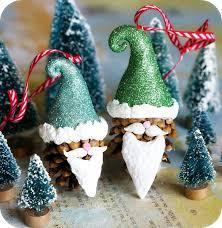 ornaments pine cones rainforest islands ferry