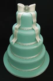 181 best tiffany blue cakes images on pinterest tiffany blue