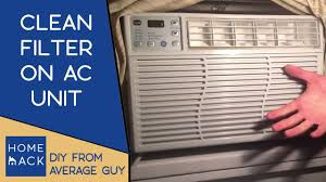 Small Air Conditioner For A Bedroom Clean Filter On Ge Window Ac Unit Cleaning Air Filter On Air