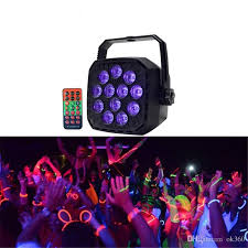 where can i buy disco lights uv led stage light disco light ball with dmx 512 12w stage lighting