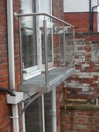 walk out balcony balustrade step out juliet balcony design by