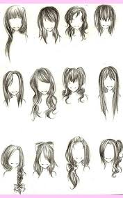 esl hairstyles best 25 different types of hairstyles ideas on pinterest anime