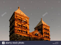 Of Lund Stock Photos Of Lund Stock Images Lund Cathedral Stock Photo Royalty Free Image 5358558 Alamy
