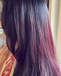 weave hairstyles with purple tips 23 brilliant burgundy hair color ideas trending in 2018