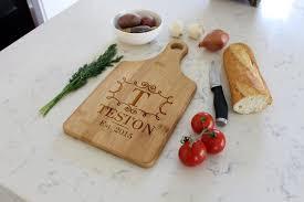 personalized cheese platter custom cheese board custom paddle board personalized cheese
