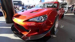 frs scion 2012 spyder auto presents 2012 2015 scion fr s subaru brz spyder
