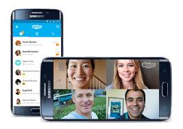 skype android app microsoft s reved skype app finally involves android techsweeper