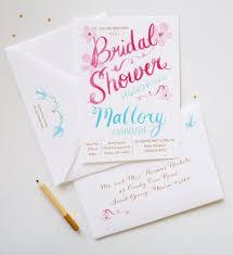 custom bridal shower invitations custom bridal shower invitations use this terrific ideas to make