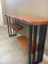 reclaimed wood entry table 15 collection of reclaimed wood console table