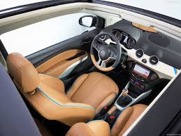 opel adam interior opel adam rocks concept 2013 picture 7 of 16