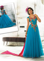 party wear evening gowns for girls buy online usa gown in tiffany