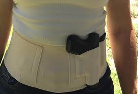 belly band holster gear review belly band holster by the well armed woman