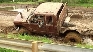1979 Ford Truck Mudding - gmc truck mudding at silver bullet mud bog may 2015 youtube