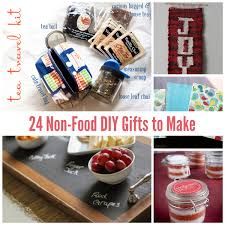 non food gift baskets 24 non food diy gifts to give this season savvy eats