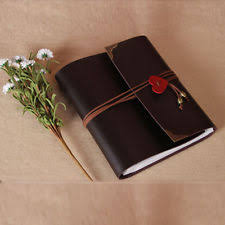 leather bound scrapbook leather photo albums boxes ebay