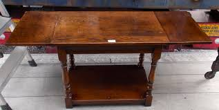 drop leaf coffee tables oak drop leaf coffee table tables coffee antique furniture