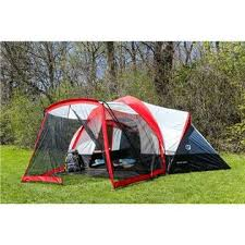 tahoe gear zion 9person 3season tent and screen porch