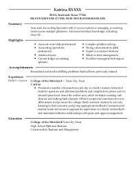 Bookkeeper Sample Resume Resumes For Bookkeepers Bookkeeper Resumes For Bookkeepers