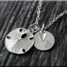 personalized sand dollars shop sand dollar necklace on wanelo