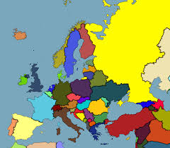 Europe Map Quiz Game by Image Europe Colored Type Victoria 2 By Nouakchott Mauritania