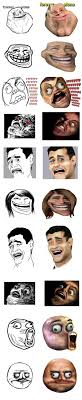 Meme Faces Original Pictures - these are great untooned meme faces by flargenhargen creepy