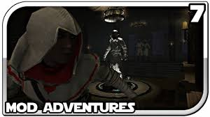 spirit halloween assassin s creed assassin u0027s creed mod skyrim special edition mod adventures 7