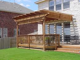 Pergola Deck Designs by 61 Best Deck Images On Pinterest Garden Ideas Home And Backyard