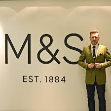 the marks spencer christmas 2015 press day that dapper chap