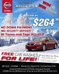 nissan altima 2015 manual altima sign and drive lease windsor nissan