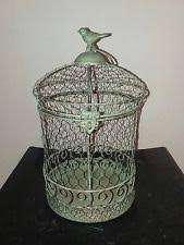 Bird Cage Decor Decorative Bird Cage Ebay