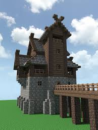 what i love about this medieval minecraft building is that the