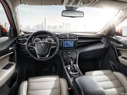 volkswagen suv 2015 interior first outdoor and interior images of the mg gs suv surface