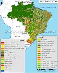 Italy Time Zone Map by Brazil Agriculture Map