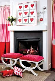 valentines day home decorations 40 hot red valentine home décor ideas digsdigs