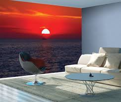 sunset mural wall murals ireland sunset wall mural www wallmurals ie